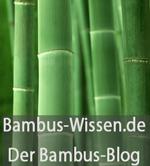 Der Bambusblog mit Informationen zu Bambuspflanzen, Bambusstangen und Tonkinstäben